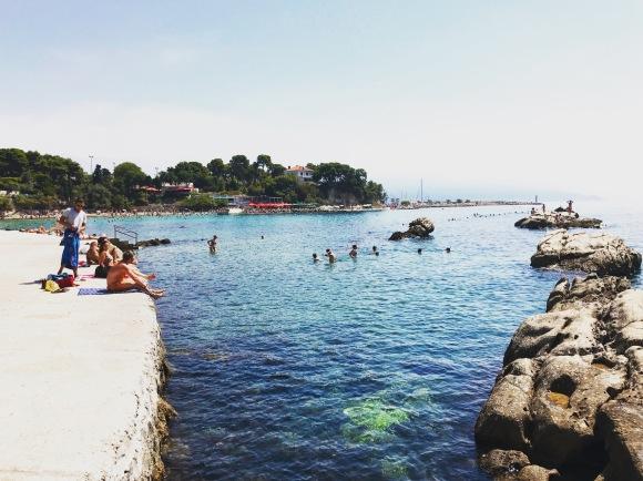 Guide sur Split,Croatie