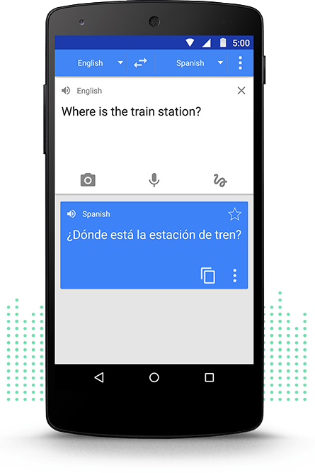 Google Translate Mobile